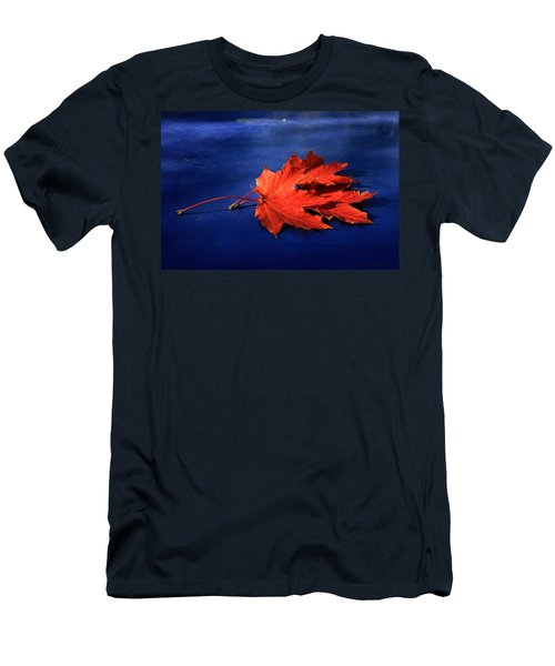 Autumn Fire Men's T-Shirt (Athletic Fit)