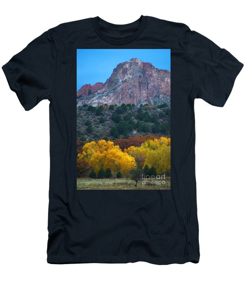 Autumn Of The Gods Men's T-Shirt (Athletic Fit)