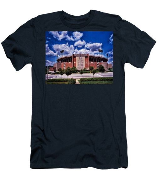 Baltimore Memorial Stadium 1960s Men's T-Shirt (Athletic Fit)