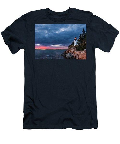 Bass Harbor Attitude Men's T-Shirt (Athletic Fit)