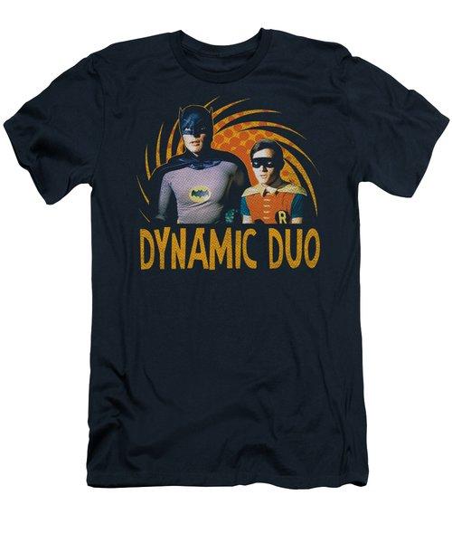 Batman Classic Tv - Dynamic Men's T-Shirt (Athletic Fit)
