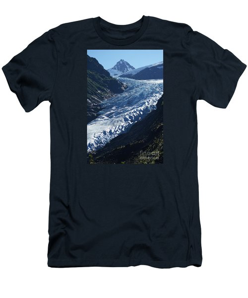 Bear Glacier Men's T-Shirt (Athletic Fit)