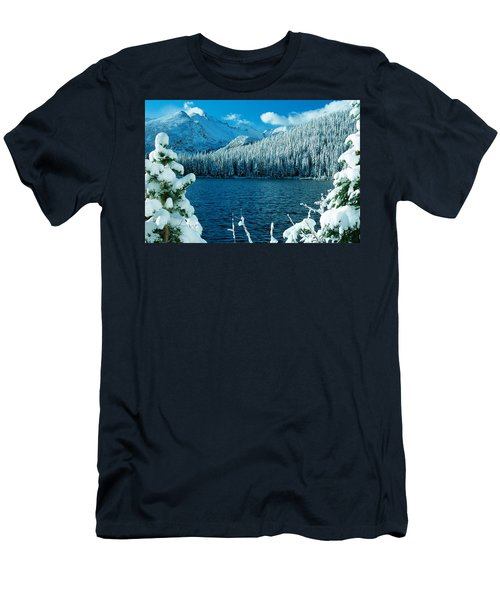 Bear Lake Men's T-Shirt (Athletic Fit)