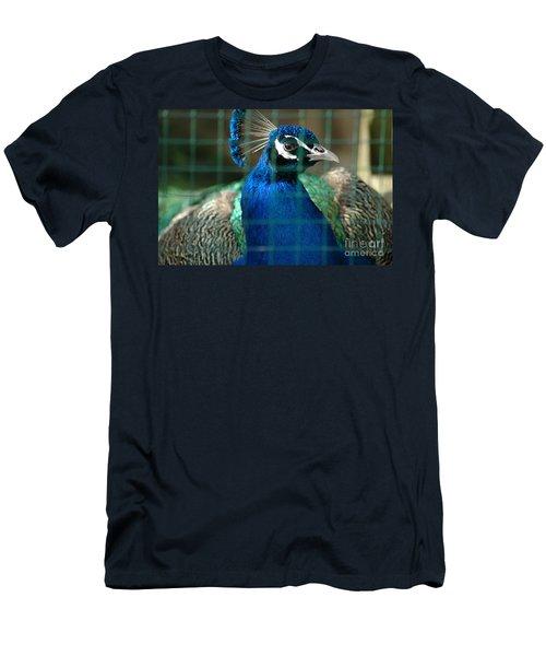 Beauty In Captivity Men's T-Shirt (Slim Fit) by Randi Grace Nilsberg