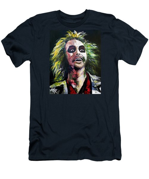Beetlejuice Men's T-Shirt (Athletic Fit)