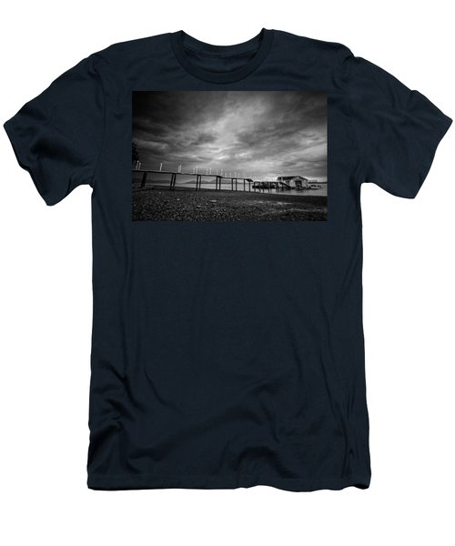 Before The Rain Men's T-Shirt (Athletic Fit)