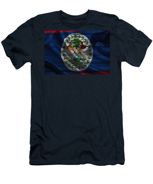 Belize Men's T-Shirt (Athletic Fit)