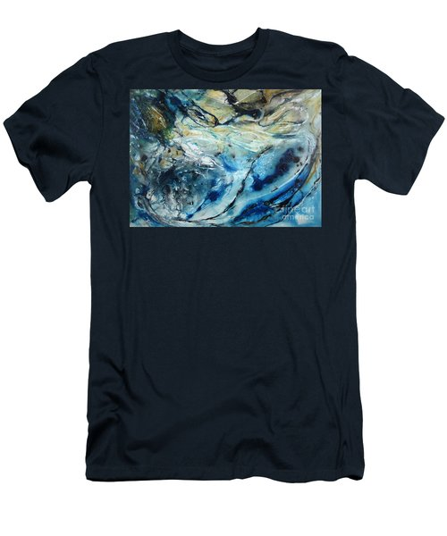 Beneath The Surface Men's T-Shirt (Slim Fit) by Valerie Travers