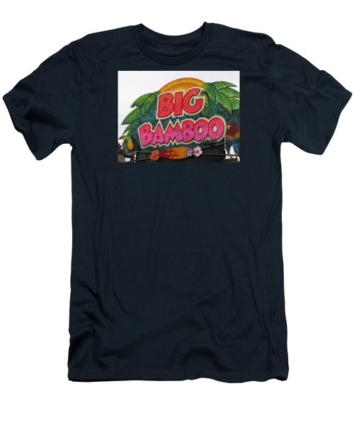 Big Bamboo Men's T-Shirt (Athletic Fit)