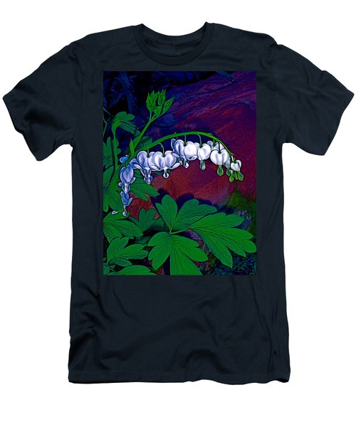 Bleeding Heart 1 Men's T-Shirt (Athletic Fit)