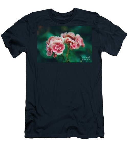 Men's T-Shirt (Athletic Fit) featuring the photograph Blossom by Yew Kwang