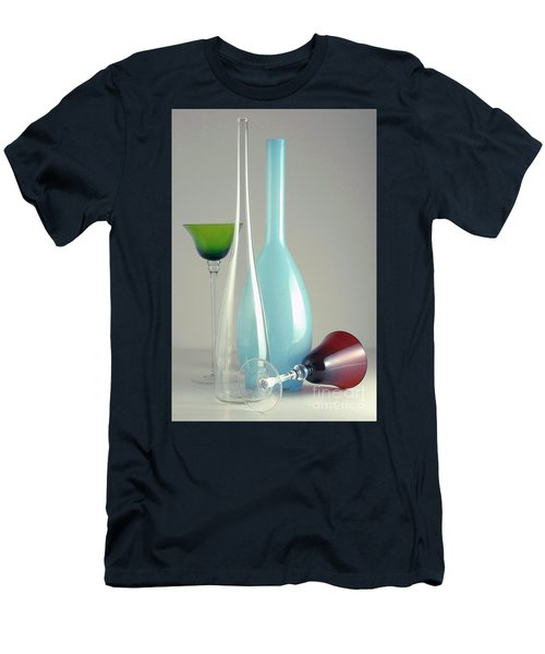 Blue Bottle #2 Men's T-Shirt (Athletic Fit)