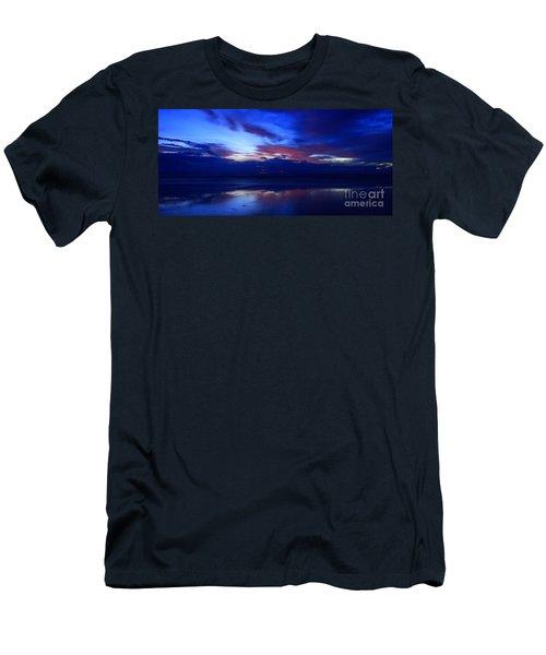 Deep Dawn Ponte Vedra Men's T-Shirt (Athletic Fit)