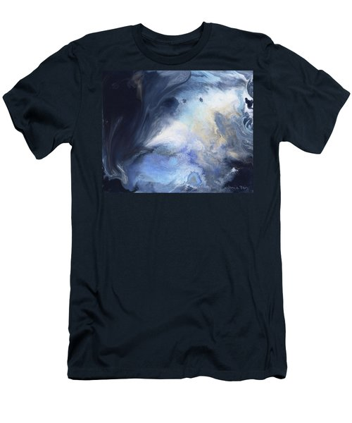 Blue Heavens Men's T-Shirt (Slim Fit) by Jamie Frier