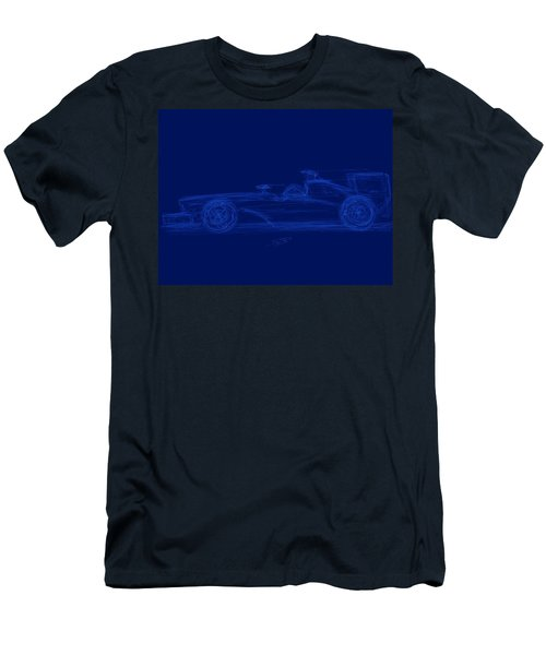 Blueprint For Speed Men's T-Shirt (Athletic Fit)