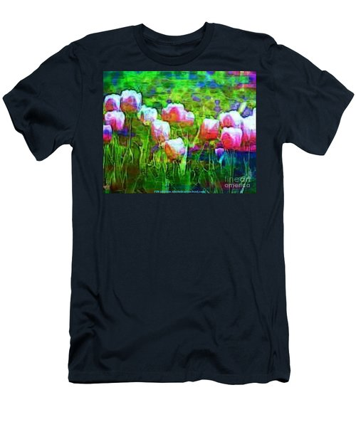 Blurry Vision Losing Mine Men's T-Shirt (Athletic Fit)