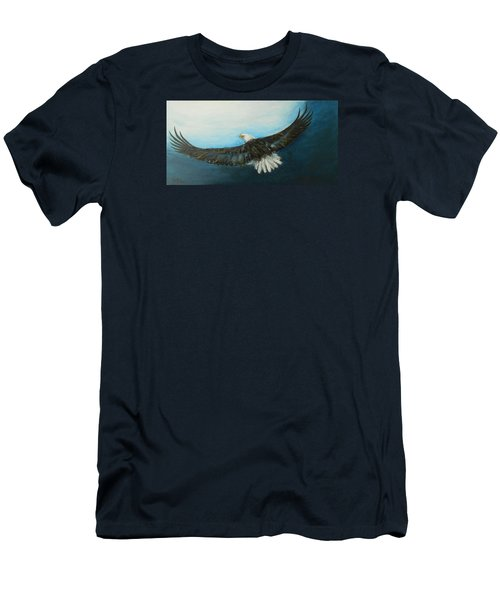 Bold And Beautiful Men's T-Shirt (Slim Fit) by Jane See