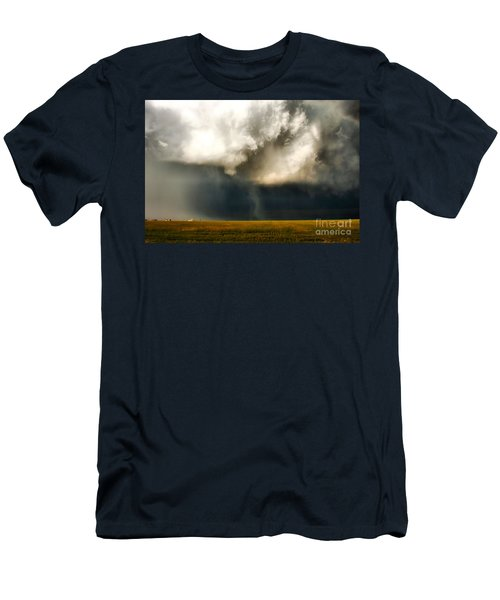 Brewing Storm Men's T-Shirt (Athletic Fit)