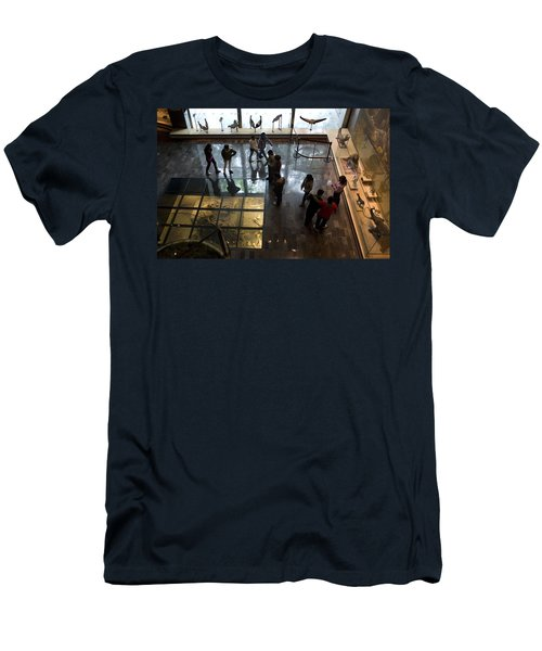 Men's T-Shirt (Slim Fit) featuring the photograph Buried Treasures by Lynn Palmer