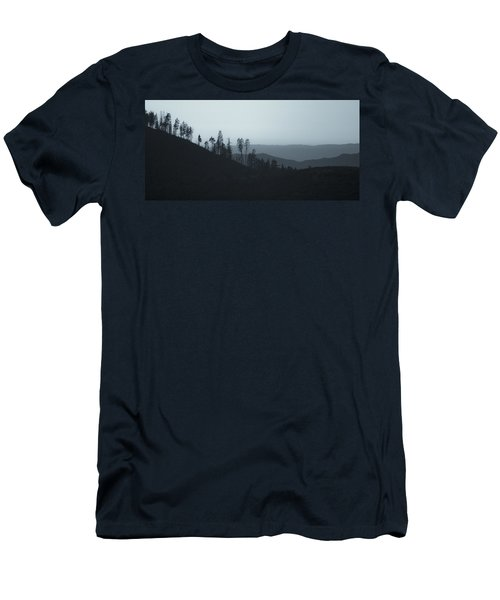 California Gray Skies Men's T-Shirt (Athletic Fit)