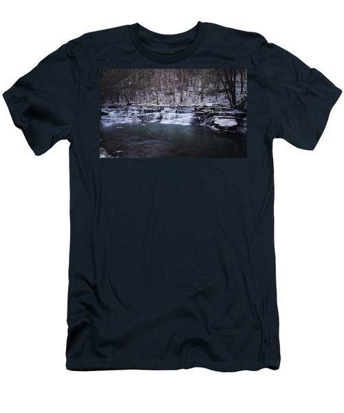 Campbell Falls Men's T-Shirt (Athletic Fit)