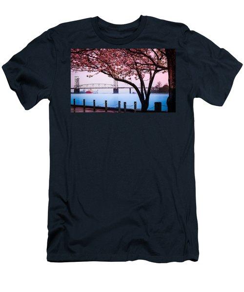Cape Fear Of Wilmington Men's T-Shirt (Athletic Fit)