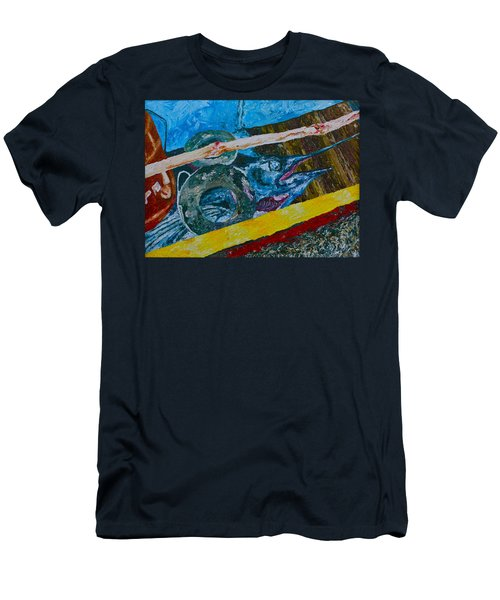 Catch Of The Day 3 Men's T-Shirt (Athletic Fit)