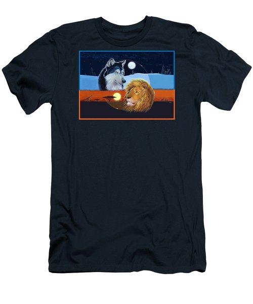 Celestial Kings Men's T-Shirt (Slim Fit) by J L Meadows
