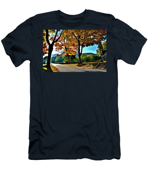 Cemetery Road Men's T-Shirt (Athletic Fit)