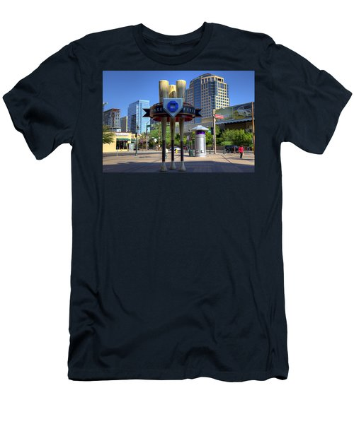 Chase Field Men's T-Shirt (Athletic Fit)