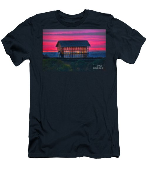 Church On The Hill Men's T-Shirt (Athletic Fit)
