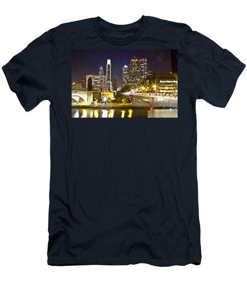 City Alive Men's T-Shirt (Athletic Fit)