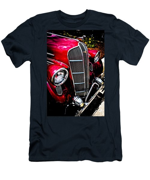 Men's T-Shirt (Slim Fit) featuring the photograph Classic Dodge Brothers Sedan by Joann Copeland-Paul