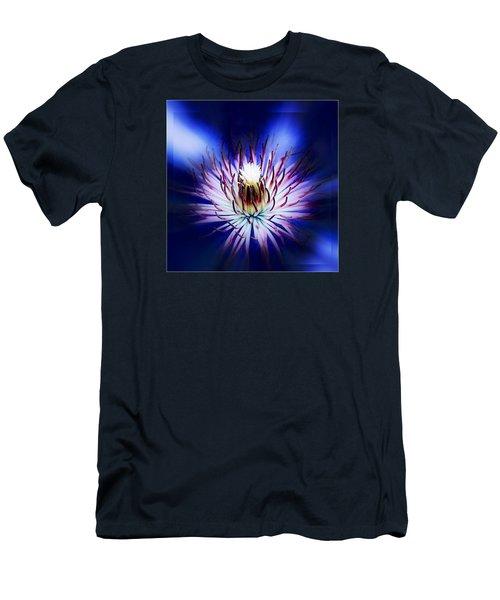 Clemantis Center Men's T-Shirt (Athletic Fit)