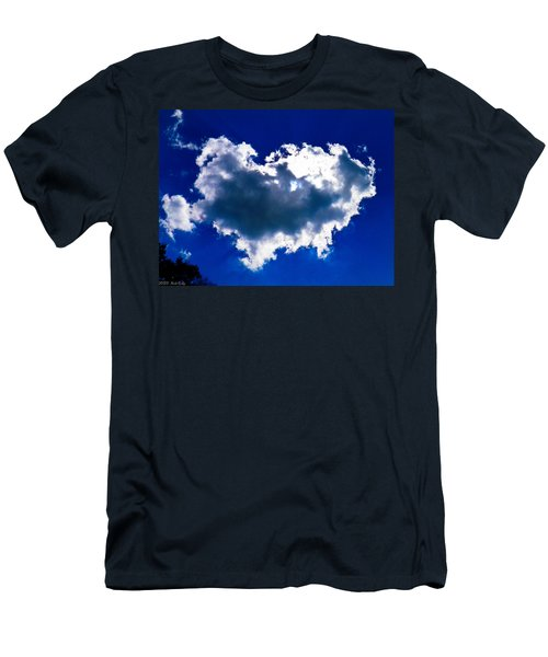 Cloud Men's T-Shirt (Athletic Fit)