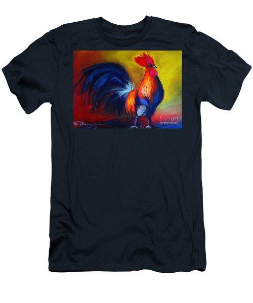 Cocorico Coq Gaulois Men's T-Shirt (Athletic Fit)