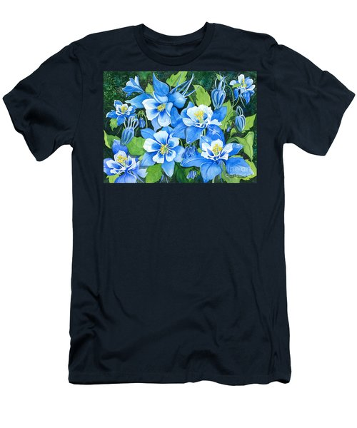 Colorado Columbines Men's T-Shirt (Athletic Fit)
