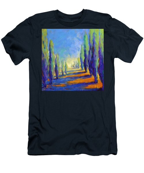 Colors Of Summer 8 Men's T-Shirt (Athletic Fit)
