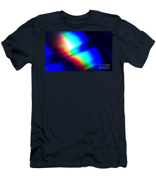 Coloured Light Men's T-Shirt (Slim Fit) by Martin Howard