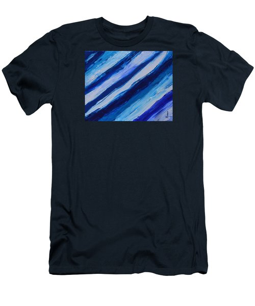 Cool Azul Men's T-Shirt (Athletic Fit)