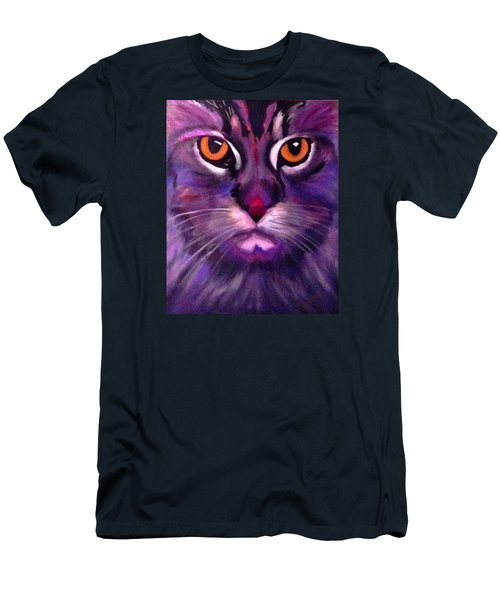 Cool Maine Coon Men's T-Shirt (Athletic Fit)