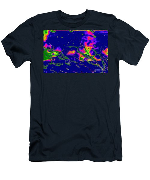 Cosmic Series 025 Men's T-Shirt (Athletic Fit)