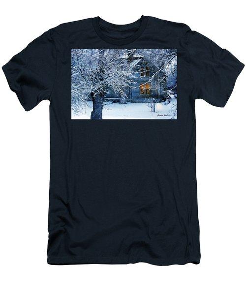 Cozy Men's T-Shirt (Athletic Fit)