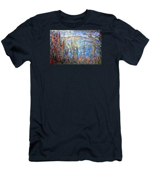 Crater Lake - 1997 Men's T-Shirt (Athletic Fit)