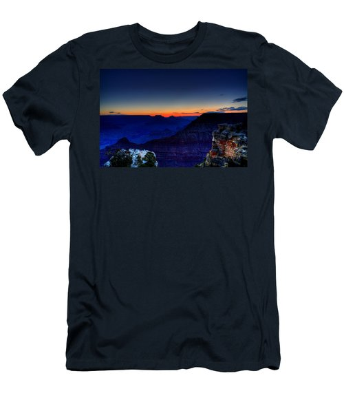 Dawn Is Breaking Men's T-Shirt (Athletic Fit)