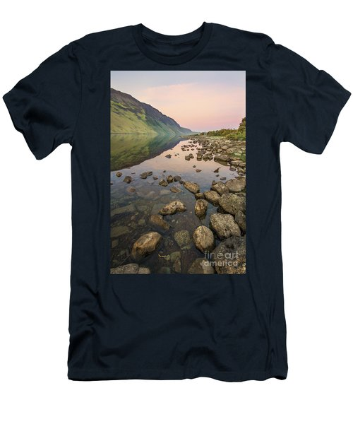 Dawn Of Evening Men's T-Shirt (Athletic Fit)