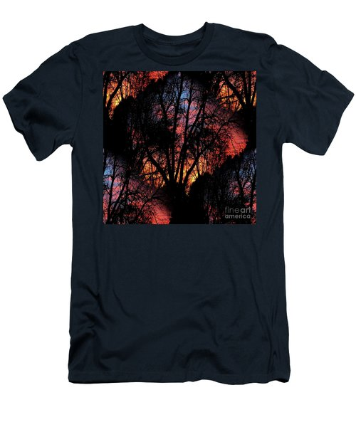 Sunrise - Dawn's Early Light Men's T-Shirt (Athletic Fit)