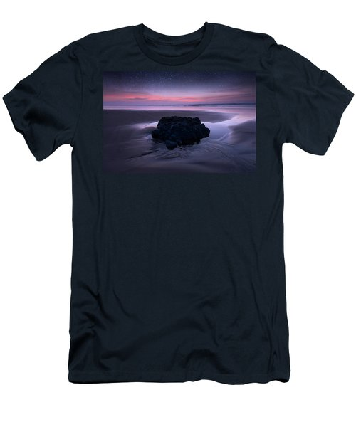 Day Fades To Night Men's T-Shirt (Athletic Fit)