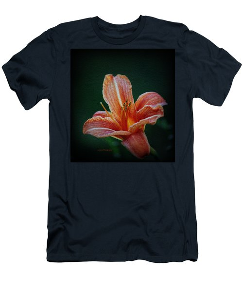 Day Lily Rapture Men's T-Shirt (Athletic Fit)