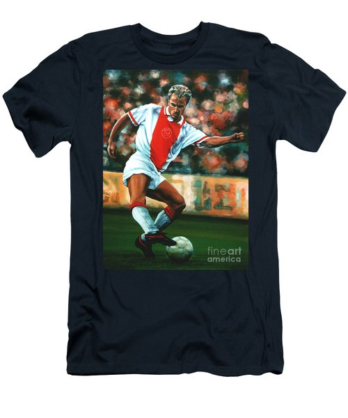 Dennis Bergkamp 2 Men's T-Shirt (Athletic Fit)